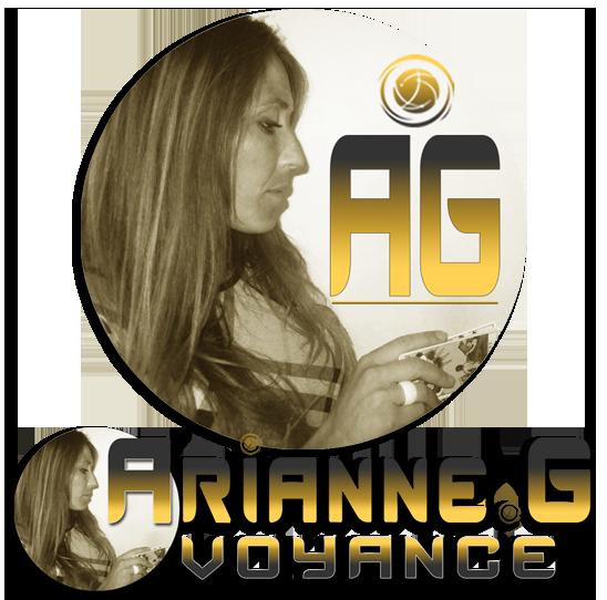 Logo ARIANNE G VOYANCE