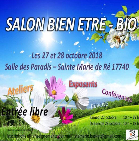 SALON BIEN ETRE – BIO à SAINTE MARIE DE RE (17740)