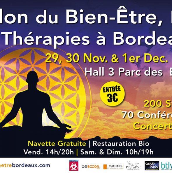 Salon du bien-être – Bordeaux